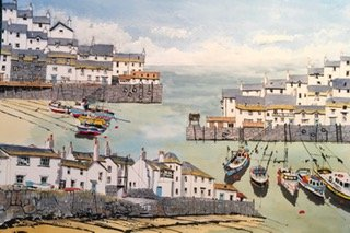 Cornish Port, Ian Kesterton
